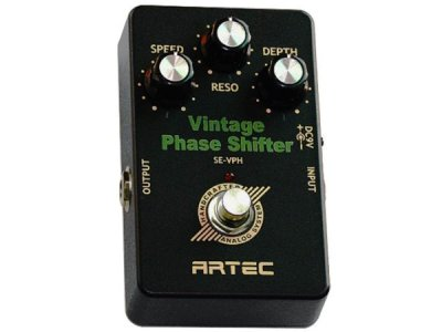 Педаль эффектов ARTEC VINTAGE PHASE SHIFTER SE-VPH (21151)