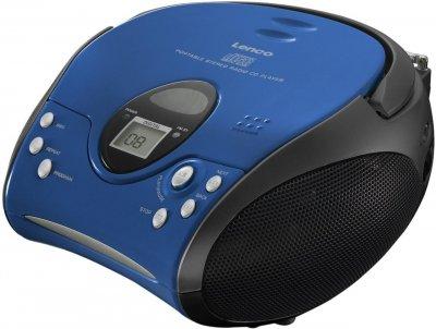 Магнитола LENCO SCD-24 Blue