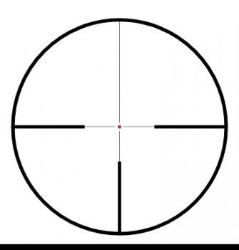 Приціл Hawke Vantage 30 WA 3-12х56 30 mm (L4A Dot) підсвічування (14275)