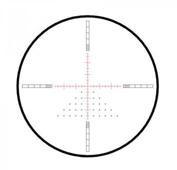 Приціл Hawke Sidewinder FFP 4-16х50 30 mm (FFP Mil) підсвічування (17410)