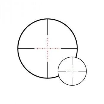 Приціл оптичний Hawke Vantage IR 4-12x50 (Mil Dot R/G) (925181)