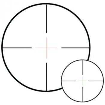 Оптичний приціл Hawke Vantage IR 3-9x50 (Mil Dot IR R/G) (922113)