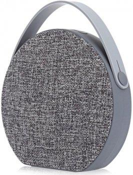Портативная акустика Aibimy MY551BT Grey