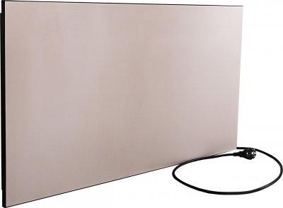 Обігрівач конвектор КАМ-ІН Eco Heat 950EBGT - керамічна панель з електронним терморегулятором