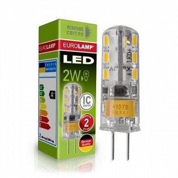 Лампа Eurolamp LED-G4-0227(220)