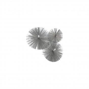Щітка для чищення димоходів FASTER TOOLS 175 мм (PLWY-175)