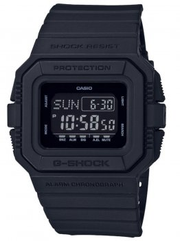 Годинник Casio DW-5500BB-1ER G-Shock 46mm 20ATM