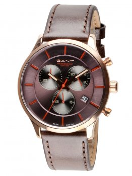 Годинник Gant Time GTAD00201299I Greenville Chronograph 44mm 5ATM