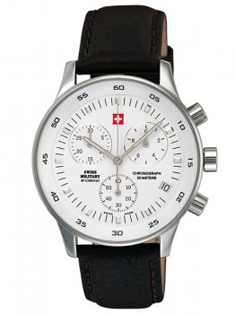 Годинник Swiss Military SM30052.04 Chronograph 40mm 5ATM