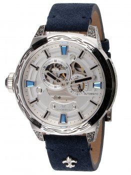 Годинник Haemmer RD-300 Rebellious Blue Horizon Unisex 45mm 10ATM