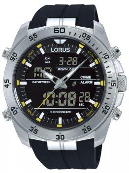 Години Lorus RW619AX9 Analog-Digital Alarm Chronograph 100M 46mm