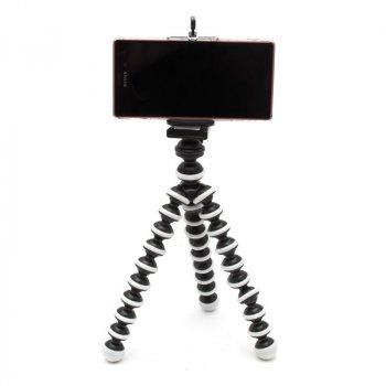 Гибкий штатив - осьминог (размер M) для GoPro или телефона (с держателем) AC Prof XTGP263M