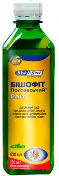 Средства для компрессов Bisheffect Бишофит Полтавский Элит 650 мл (4820169900913)