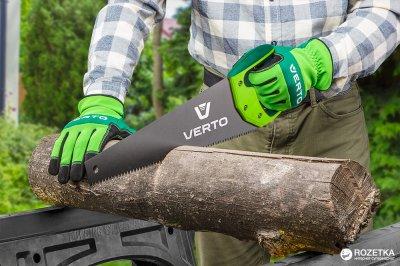Пила-ножовка Verto 45 см (15G102)