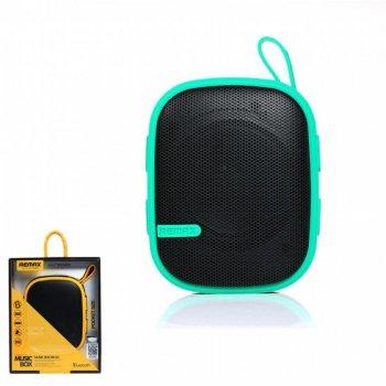 Bluetooth колонка Remax RM-X2 Green (6954851212614)