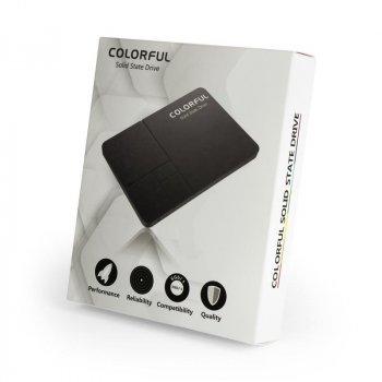 Твердотільний накопичувач SSD COLORFUL SL500 640GB