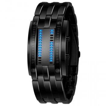 Мужские часы LED Skmei 0926 Black (0411)