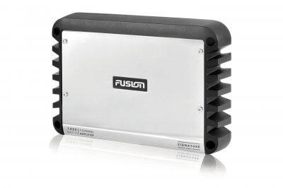 4-канальний підсилювач Fusion Signature SG-DA41400 для акустичних систем і колонок FUSION Signature