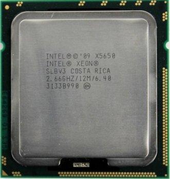 Процессор Intel Xeon X5650 (AT80614004320AD), б/в