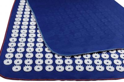 Акупунктурный коврик массажёр и подголовник Аппликатор Кузнецова Универсал 607 шт размер 40 х 145 см (607)