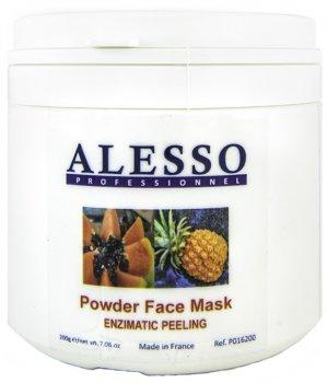 Порошковая маска для лица Alesso Энзимный пилинг 200 г (3273629016432)