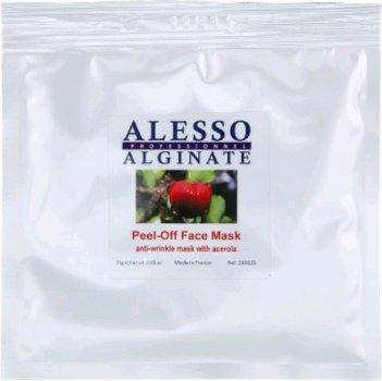 Альгинатная маска для лица Alesso с Ацеролой против морщин 25 г (3273629230173)