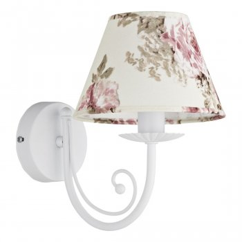 Бра TK Lighting 370 Rosa White (tk-lighting-370)