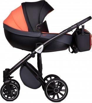 Універсальна коляска 2 в 1 Anex Sport Discovery Edition SE06 Black form (5902280012979)