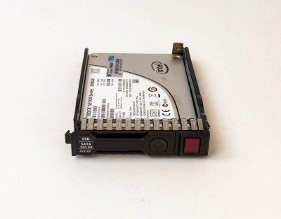 SSD HP 200GB SATA 6G Mainstream Endurance SFF SSD (691864-B21) Refurbished