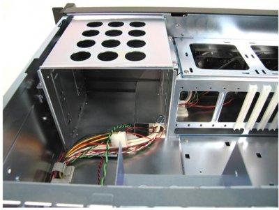 Корпус для сервера Chieftec UNC-410S-B-U3-OP
