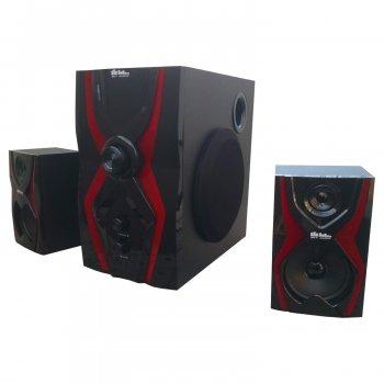 Музичні колонки 2.1. SKY. Домашній центр 25Вт. USB/SD/AUX/Bluetooth/FM-радіо. (4806)