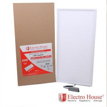 Світлодіодна Панель ElectroHouse EH-PB-0012 20W