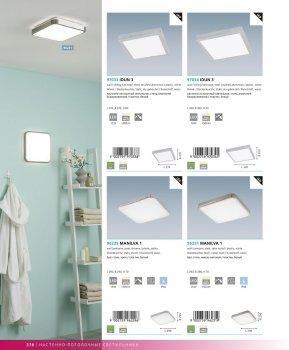 Світильник настінно-стельовий світлодіодний Eglo 96229 MANILVA 1