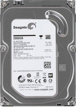 Жорсткий диск 2TB Seagate Pipeline 5900rpm 64MB 3.5 SATA III (ST2000VM003)