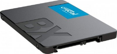 "Накопичувач SSD Crucial BX500 120GB 2.5"" SATAIII 3D NAND TLC (CT120BX500SSD1)"