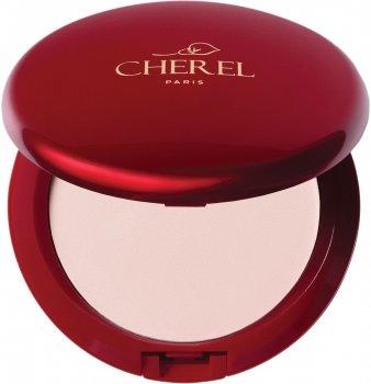 Пудра компактная шелковая для лица Сherel Silk Powder Pecan - 31 10 г (8014533608291)