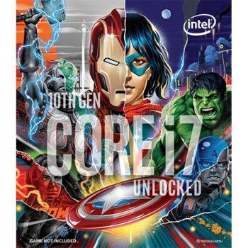 Процесор Intel Core i7-10700K 3.8 GHz/16MB (BX8070110700KA) s1200 Marvels Avengers Collectors Edition BOX