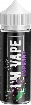 Рідина для електронних сигарет I'm vape Solo Currant 3 мг 120 мл (Чорна смородина) (IV-SC-120-3)