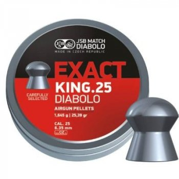 Кульки JSB Exact King 350 шт. (546298-350)
