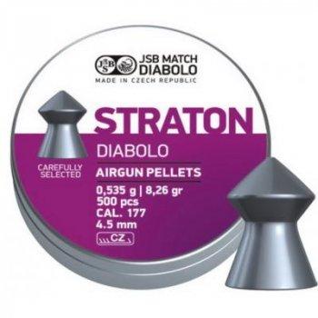 Пульки JSB Straton (546112-500)