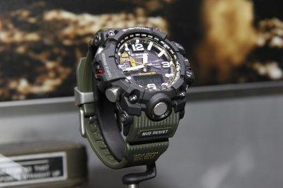 Наручний годинник Casio GWG-1000-1A3ER