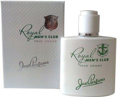 Туалетная вода для мужчин Just Parfums Royal Men`s Club Pour Homme 100 мл (8907202001847)