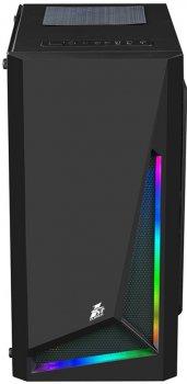 Корпус 1stPlayer R2-1R1 Color LED Black