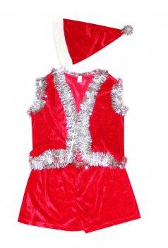 Детский карнавальный костюм Гномик 110-116 см
