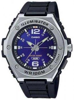 Наручний чоловічий годинник Casio MWA-100H-2AVEF