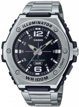 Наручний чоловічий годинник Casio MWA-100HD-1AVEF