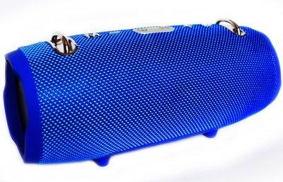 Портативна bluetooth стерео колонка колонка T&G Xtreme 2 mini синя (Xtreme 2 mini Blue)