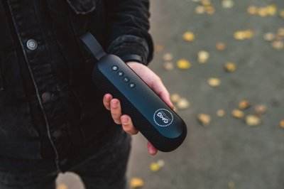 Портативная колонка OMG Extreme 230 Portable Bluetooth Speaker Black (черный)