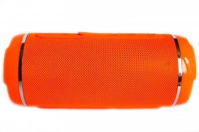 Портативна бездротова bluetooth стерео колонка вологостійка T&G Flip 6 Помаранчева (Flip 6 Orang)