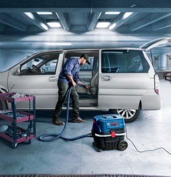 Пылесос для влажного и сухого мусора Bosch Professional GAS 12-25 PL (060197C100)
